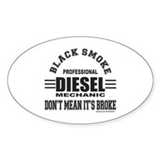 DIESEL MECHANIC Decal