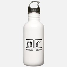 Pigeon Lover Water Bottle