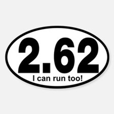 2.62 Miles Decal