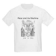 Fringe - Peter and the Machine T-Shirt
