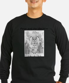 Fringe - Peter and the Machine Long Sleeve T-Shirt