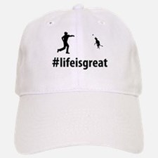 Play With Dog Baseball Baseball Cap