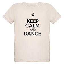 Keep Calm Dance T-Shirt