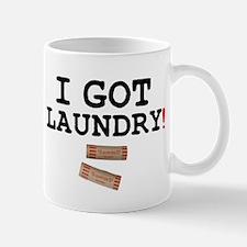 I GOT LAUNDRY! Small Mug