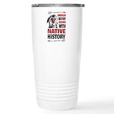 GO TO PERSON! Thermos Mug