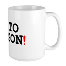 GO TO PERSON! Mug