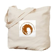 Home At Last Logo Tote Bag