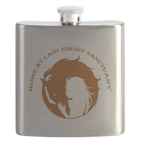 Home At Last Logo Flask