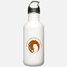 Home At Last Logo Water Bottle