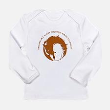 Home At Last Logo Long Sleeve T-Shirt
