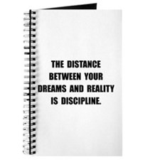 Discipline Quote Journal