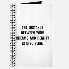 Discipline Quote Journal