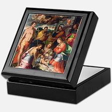 Perino del Vaga - The Nativity Keepsake Box