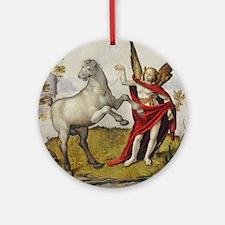 Piero di Cosimo - Allegory Ornament (Round)