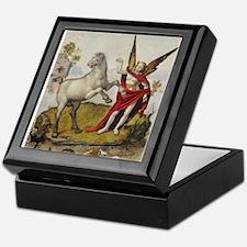 Piero di Cosimo - Allegory Keepsake Box