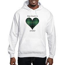 Heart - Arthur Hoodie
