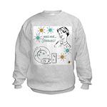 Franciscan Starburst Kids Sweatshirt