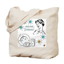 Franciscan Starburst Tote Bag