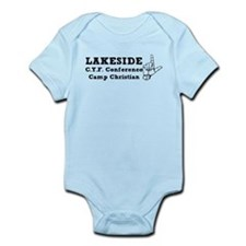 Lakeside Infant Body Suit