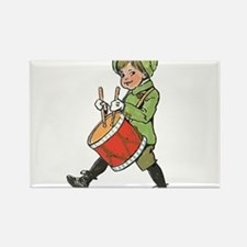 Little Drummer Boy Rectangle Magnet