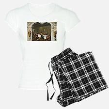 Sebastiano Ricci - The Last Supper Pajamas