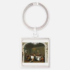 Sebastiano Ricci - The Last Supper Keychains
