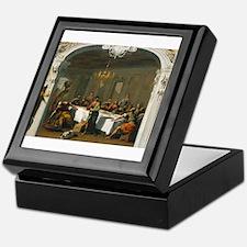 Sebastiano Ricci - The Last Supper Keepsake Box