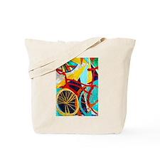 Biking #1 Tote Bag