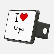 I Love Kaya Hitch Cover