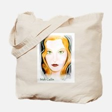 Irish Cailin Tote Bag