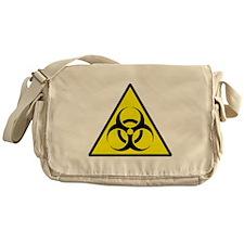 Biohazard Messenger Bag