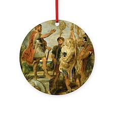 Sir Peter Paul Rubens - Decius Mus Addressing the