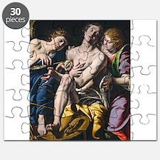 Tanzio da Varallo - Saint Sebastian Puzzle