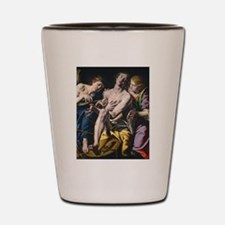 Tanzio da Varallo - Saint Sebastian Shot Glass