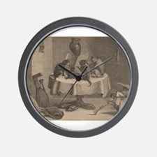 The Cats Concert Wall Clock
