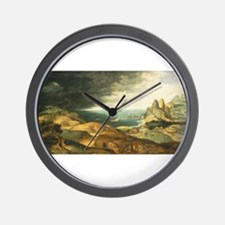 The Martyrdom of Saint Catherine Wall Clock