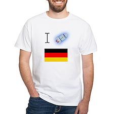 I SPACESHIP GERMANY (Shirt)