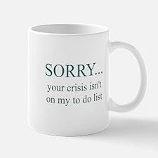 Your Crisis Mug