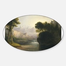 Thomas Doughty - Fanciful Landscape Decal