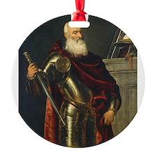 Titian - Vincenzo Cappello Ornament