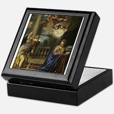 Veronese - The Annunciation Keepsake Box