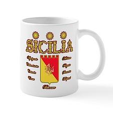 Sicilia Trinacria Sicilian Pride Mug
