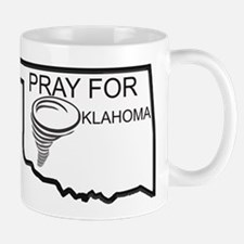 Pray For Oklahoma Mug