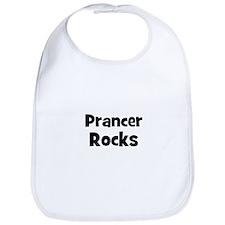 Prancer rocks Bib