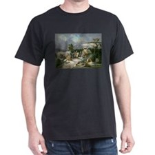 Washington at Valley Forge T-Shirt
