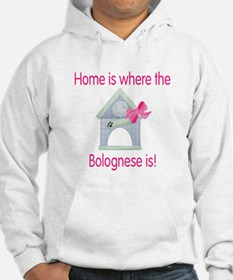 Home is where the Bolognese is Hoodie