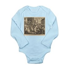 William Hogarth - The Enraged Musician Body Suit