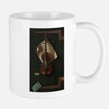 William Michael Harnett - The Old Violin Mug