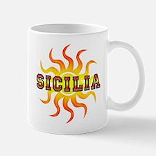 Sicilia Sicilian Sun Mug