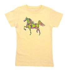 American Saddlebred Girl's Tee
